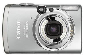 Appareil photo Canon Ixus 800IS