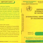 Certificat de vaccination international