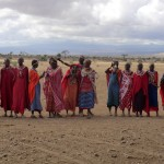 Femmes Masai