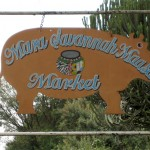 Enseigne du Mara Savannah Maasai Market